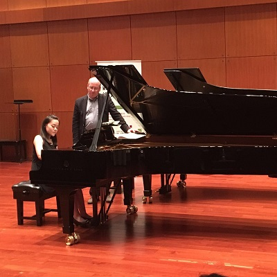 Piano Master Class with Oliver Triendl | Musicus Society