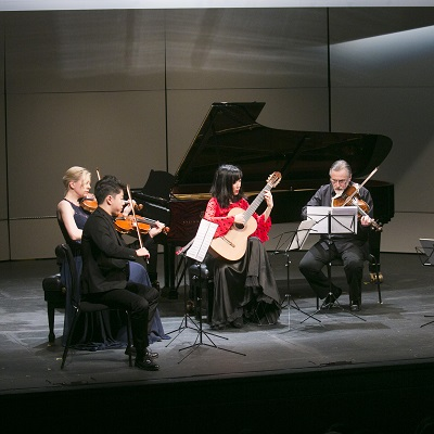 Breguet's Celebration of Excellence Chamber Music Gala